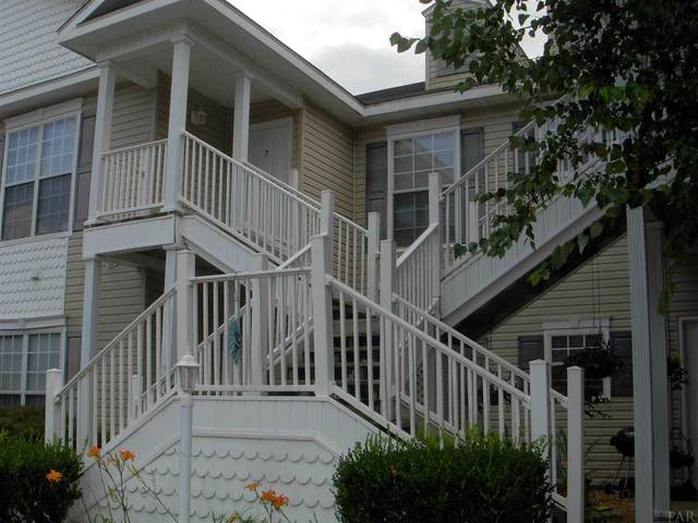 7101 Joy St H7, Pensacola, FL 32504 (MLS #581876) :: Connell & Company Realty, Inc.