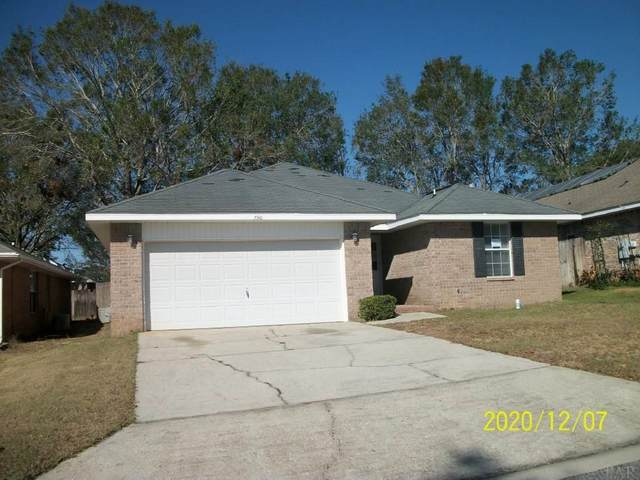 7910 Red Bean Dr, Pensacola, FL 32526 (MLS #581975) :: Coldwell Banker Coastal Realty