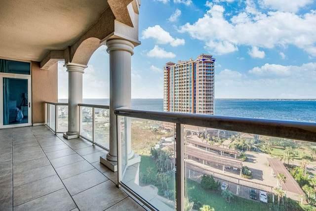 1 Portofino Dr #1105, Pensacola Beach, FL 32561 (MLS #582076) :: Levin Rinke Realty