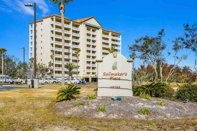 13928 River Rd #306, Pensacola, FL 32507 (MLS #582126) :: Coldwell Banker Coastal Realty