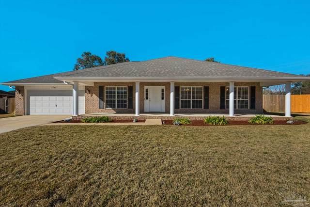 4766 Belvedere Cir, Pace, FL 32571 (MLS #582194) :: Crye-Leike Gulf Coast Real Estate & Vacation Rentals