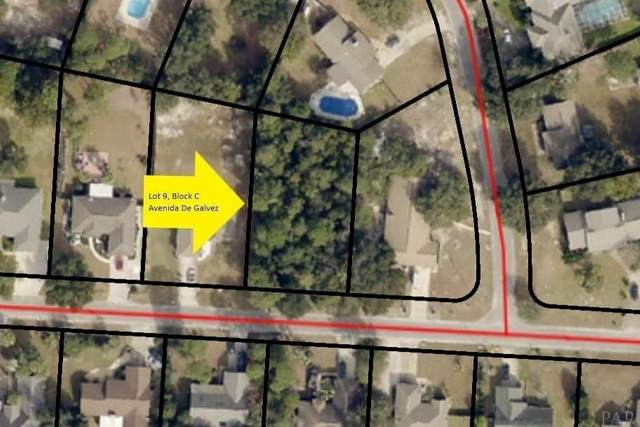 9.C Avenida De Galvez, Navarre, FL 32566 (MLS #582403) :: Levin Rinke Realty