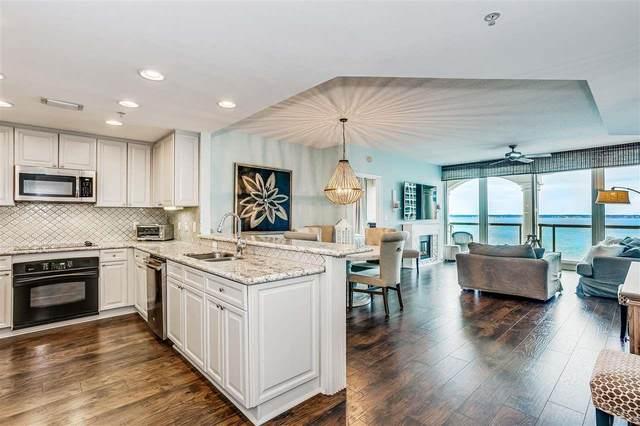 5 Portofino Dr #906, Pensacola Beach, FL 32561 (MLS #582557) :: Levin Rinke Realty