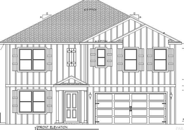 5895 Danbury Blvd, Pace, FL 32571 (MLS #582744) :: Crye-Leike Gulf Coast Real Estate & Vacation Rentals