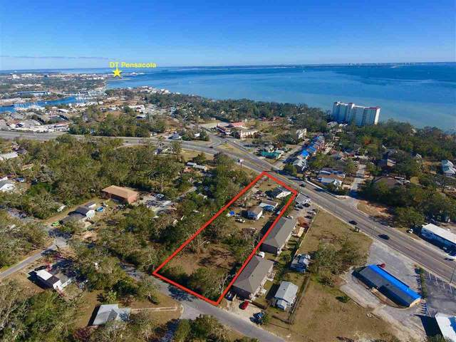 3380 Barrancas Ave, Pensacola, FL 32507 (MLS #582781) :: The Kathy Justice Team - Better Homes and Gardens Real Estate Main Street Properties