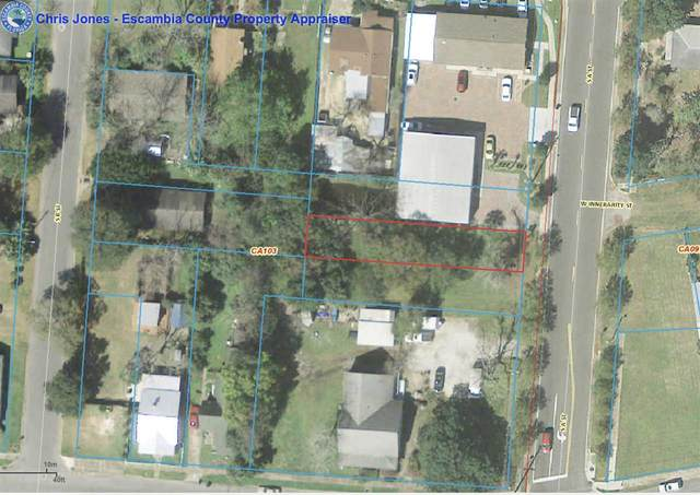 200 Blk S A St, Pensacola, FL 32502 (MLS #582839) :: Levin Rinke Realty