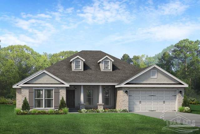 1555 Hollow Point Dr, Cantonment, FL 32533 (MLS #582864) :: Connell & Company Realty, Inc.