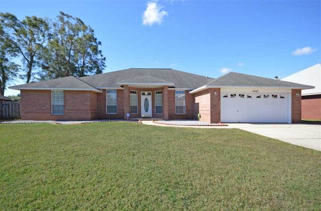 4665 Winterdale Dr, Pace, FL 32571 (MLS #582870) :: Crye-Leike Gulf Coast Real Estate & Vacation Rentals