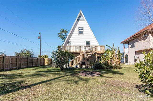 1698 Redfish Point Rd, Gulf Breeze, FL 32563 (MLS #582889) :: Connell & Company Realty, Inc.