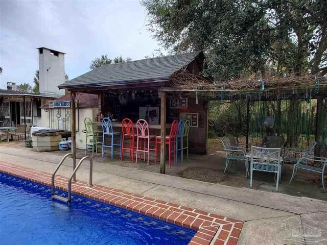 5 Escalona Ave, Pensacola, FL 32503 (MLS #582899) :: Coldwell Banker Coastal Realty