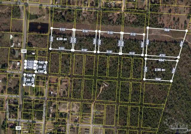 0 Floridatown Rd, Pace, FL 32571 (MLS #582902) :: Connell & Company Realty, Inc.