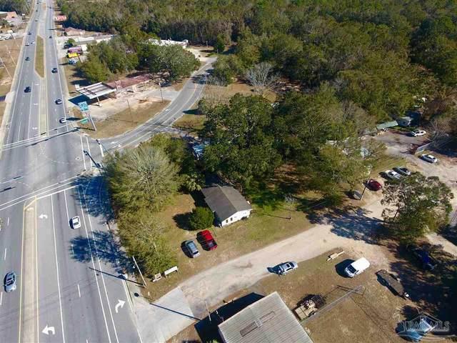 4372 Avalon Blvd, Milton, FL 32583 (MLS #582961) :: Coldwell Banker Coastal Realty