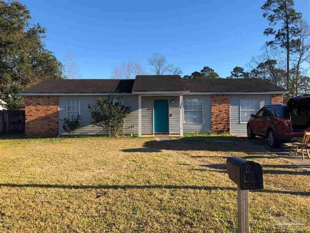 1316 El Dorado Dr, Pensacola, FL 32506 (MLS #582977) :: Coldwell Banker Coastal Realty