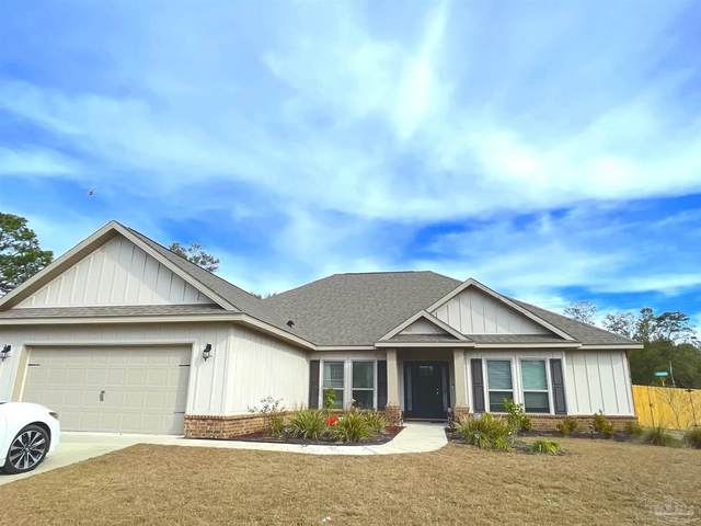 6016 Rinoak Ct, Pace, FL 32571 (MLS #583063) :: Coldwell Banker Coastal Realty