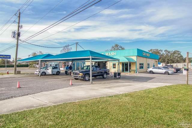 500 E 9 MILE RD, Pensacola, FL 32514 (MLS #583132) :: Levin Rinke Realty