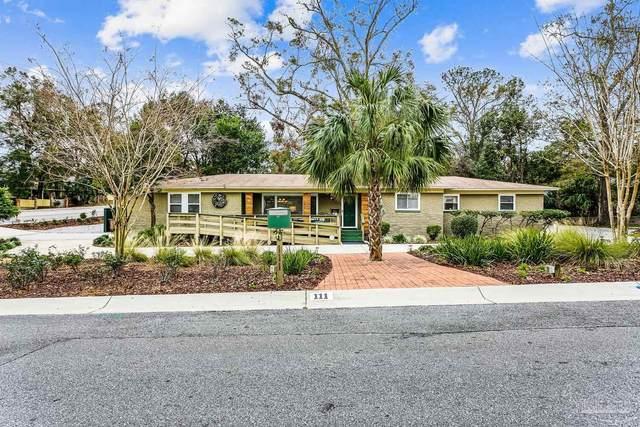 111 Euclid St, Pensacola, FL 32503 (MLS #583235) :: Coldwell Banker Coastal Realty
