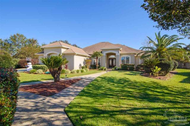 2566 Sylte Ct, Gulf Breeze, FL 32563 (MLS #583287) :: Crye-Leike Gulf Coast Real Estate & Vacation Rentals