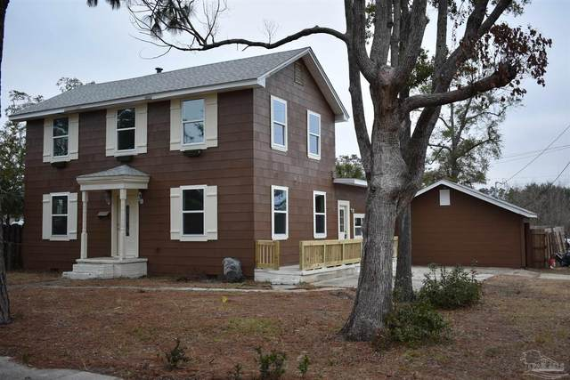 800 W Mallory St, Pensacola, FL 32501 (MLS #583336) :: Crye-Leike Gulf Coast Real Estate & Vacation Rentals