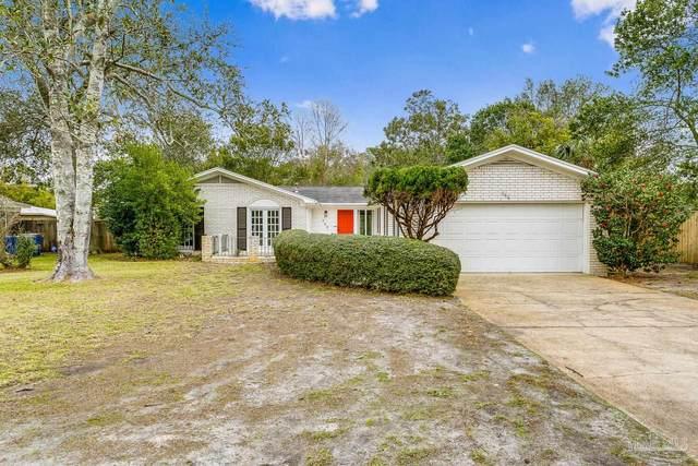 306 Dolphin St, Gulf Breeze, FL 32561 (MLS #583341) :: Coldwell Banker Coastal Realty