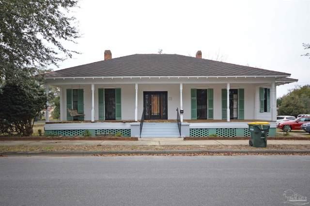 5226 Elmira St, Milton, FL 32570 (MLS #583351) :: Coldwell Banker Coastal Realty