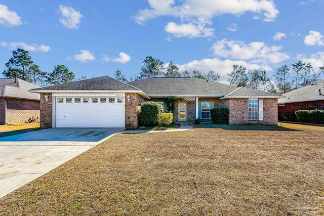 2517 Jibe Dr, Pensacola, FL 32507 (MLS #583389) :: The Kathy Justice Team - Better Homes and Gardens Real Estate Main Street Properties