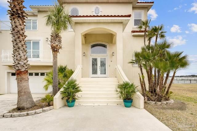 20 Baybridge Dr, Gulf Breeze, FL 32561 (MLS #583454) :: Connell & Company Realty, Inc.
