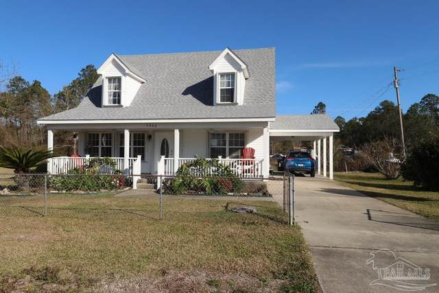 5940 Hurst Hammock Rd, Pensacola, FL 32526 (MLS #583534) :: The Kathy Justice Team - Better Homes and Gardens Real Estate Main Street Properties