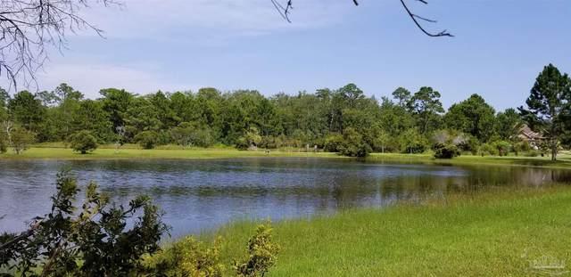 5364 Galberry Ln, Gulf Breeze, FL 32563 (MLS #583553) :: Crye-Leike Gulf Coast Real Estate & Vacation Rentals