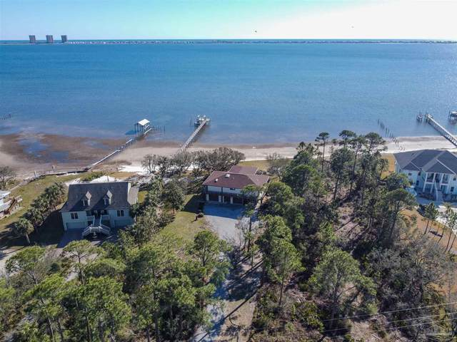 2829 Bay St, Gulf Breeze, FL 32563 (MLS #583561) :: Connell & Company Realty, Inc.