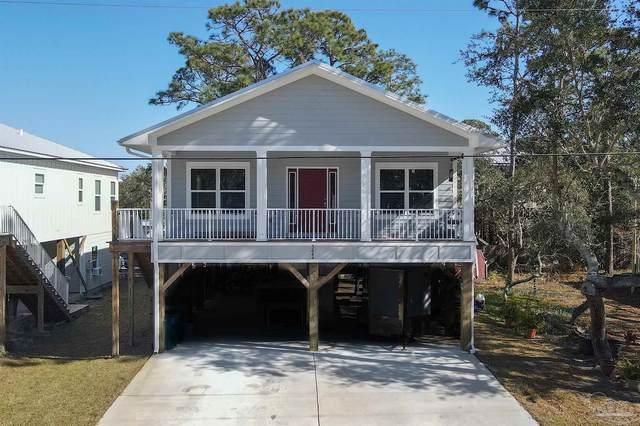 5644 Mobile Ave, Orange Beach, AL 36561 (MLS #583580) :: Connell & Company Realty, Inc.