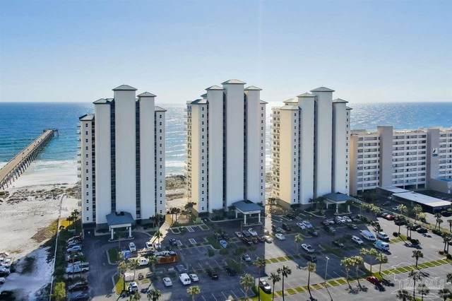 8573 Gulf Blvd #804, Navarre Beach, FL 32566 (MLS #583634) :: Connell & Company Realty, Inc.
