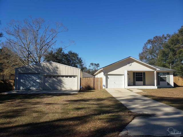 8711 Quail Dr, Pensacola, FL 32534 (MLS #583639) :: The Kathy Justice Team - Better Homes and Gardens Real Estate Main Street Properties