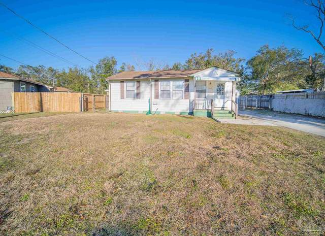 1002 Rue Max, Pensacola, FL 32507 (MLS #583648) :: The Kathy Justice Team - Better Homes and Gardens Real Estate Main Street Properties
