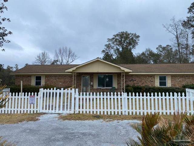 910 E Hwy 4, Century, FL 32535 (MLS #583662) :: The Kathy Justice Team - Better Homes and Gardens Real Estate Main Street Properties