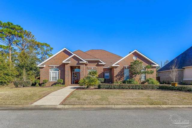 1828 Snapdragon, Navarre, FL 32566 (MLS #583665) :: Connell & Company Realty, Inc.