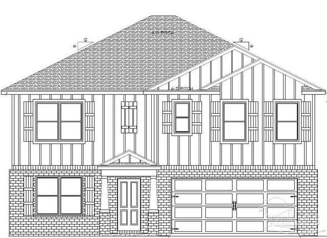 7575 Oak Lake Blvd, Pensacola, FL 32526 (MLS #583707) :: The Kathy Justice Team - Better Homes and Gardens Real Estate Main Street Properties