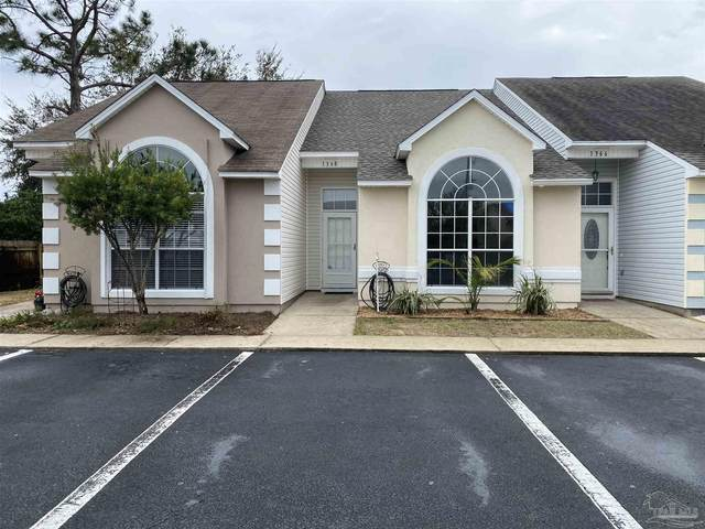 1368 Redwood Ln, Gulf Breeze, FL 32563 (MLS #583734) :: Connell & Company Realty, Inc.