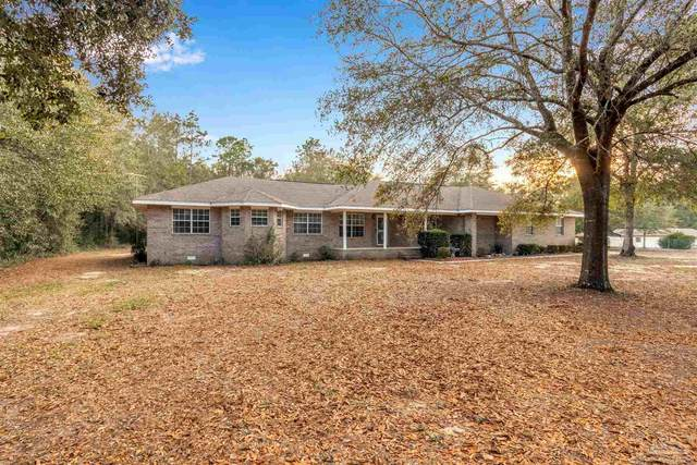 5561 Columbia Ave, Milton, FL 32570 (MLS #583737) :: Coldwell Banker Coastal Realty