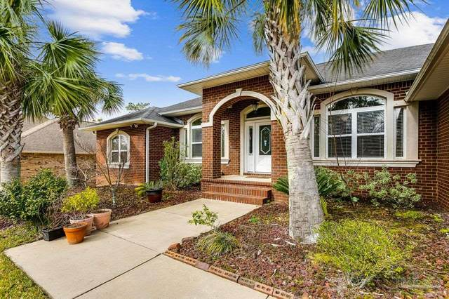 2520 Rosedown Dr, Cantonment, FL 32533 (MLS #583766) :: Connell & Company Realty, Inc.