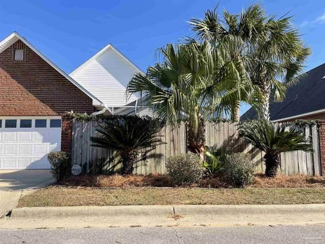 68 Culpepper St, Cantonment, FL 32533 (MLS #583780) :: Levin Rinke Realty