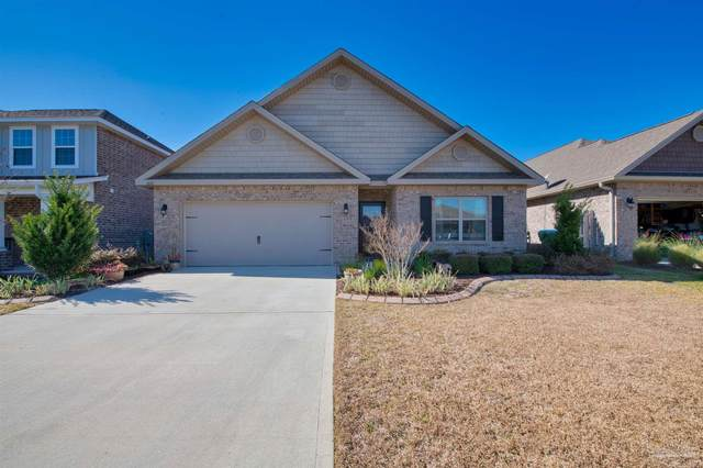 1687 Brantley Dr, Gulf Breeze, FL 32563 (MLS #583789) :: Connell & Company Realty, Inc.