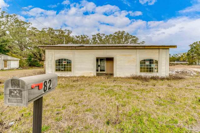 82 E Olive Rd, Pensacola, FL 32514 (MLS #583827) :: The Kathy Justice Team - Better Homes and Gardens Real Estate Main Street Properties