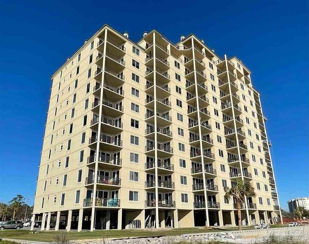 10335 Gulf Beach Hwy #904, Pensacola, FL 32507 (MLS #583830) :: Connell & Company Realty, Inc.