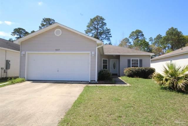 5819 Dandelion Ln, Pensacola, FL 32526 (MLS #583845) :: Coldwell Banker Coastal Realty