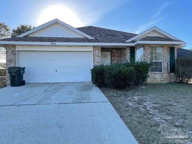6874 Cedar Ridge Dr, Milton, FL 32570 (MLS #583851) :: Connell & Company Realty, Inc.