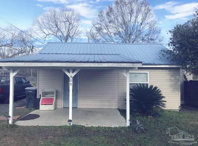 900 Pauline St, Cantonment, FL 32533 (MLS #583867) :: Levin Rinke Realty