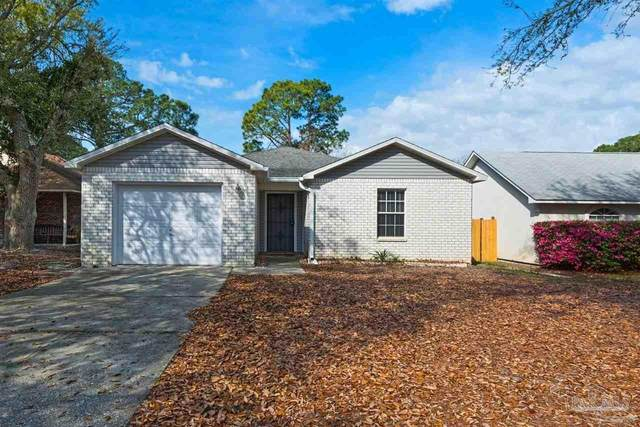 1481 Stanford Dr, Gulf Breeze, FL 32563 (MLS #583879) :: Connell & Company Realty, Inc.