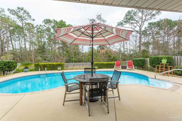 5323 Woodlake Tr, Gulf Breeze, FL 32563 (MLS #583887) :: Connell & Company Realty, Inc.