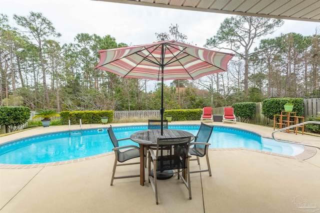 5323 Woodlake Tr, Gulf Breeze, FL 32563 (MLS #583887) :: Levin Rinke Realty