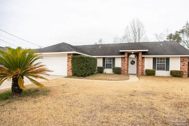 712 Valley Grande Rd, Pensacola, FL 32514 (MLS #583892) :: The Kathy Justice Team - Better Homes and Gardens Real Estate Main Street Properties